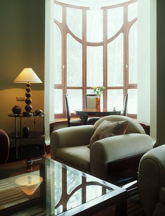 интерьер гостиной - фото № 16309