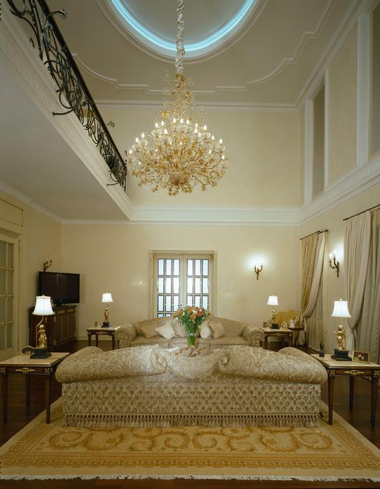 интерьер гостиной - фото № 16818