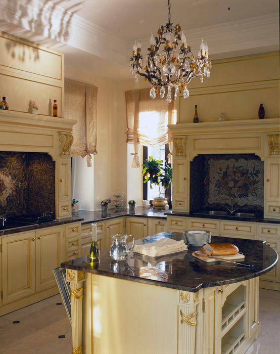 интерьер кухни - фото № 16820