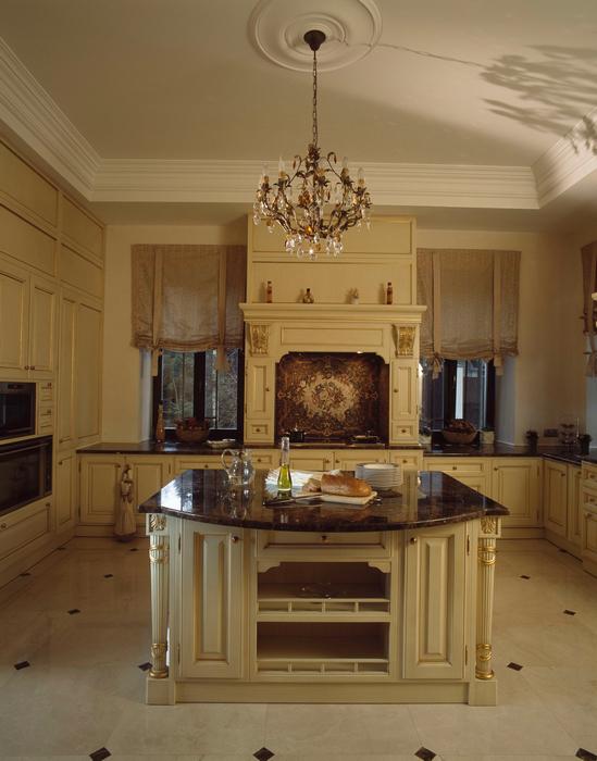 интерьер кухни - фото № 16821
