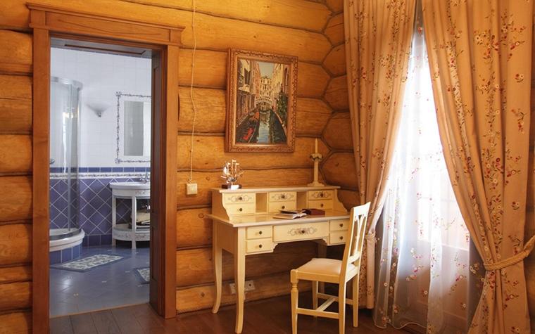 интерьер спальни - фото № 17243