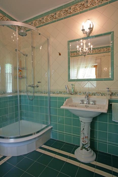 Фото № 17244 ванная  Загородный дом
