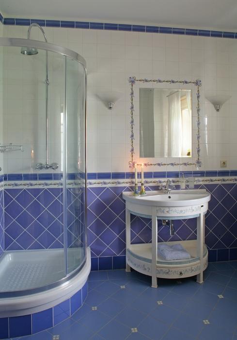Фото № 17245 ванная  Загородный дом