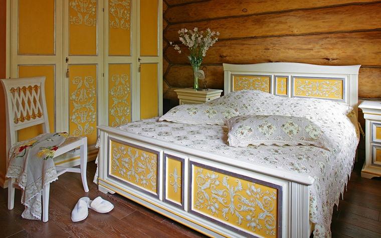интерьер спальни - фото № 17241