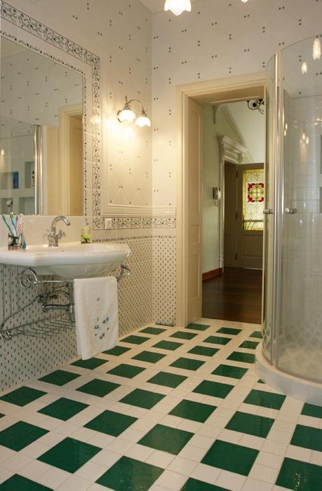 Загородный дом. ванная из проекта , фото №17271
