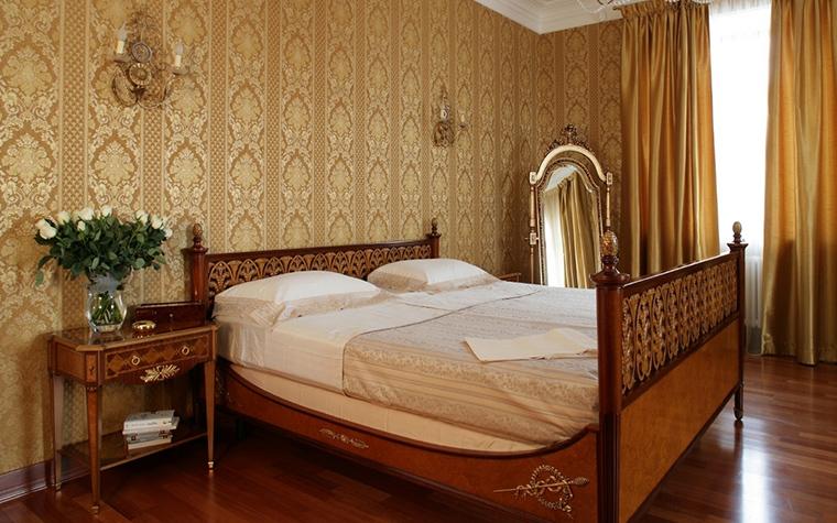 Фото № 17264 спальня  Загородный дом