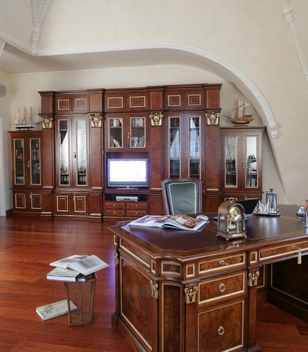 интерьер кабинета - фото № 17267
