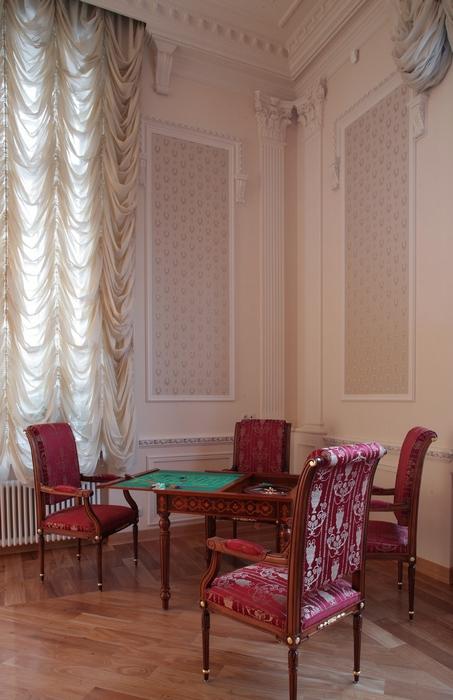 Загородный дом. комната отдыха из проекта , фото №17268