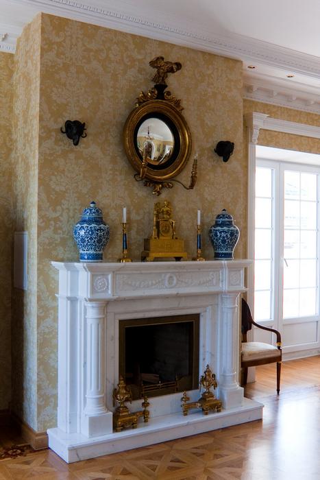 интерьер гостиной - фото № 17284