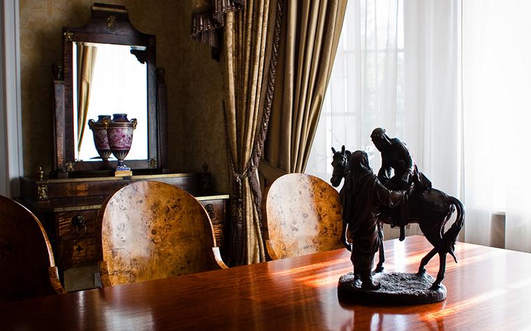 интерьер гостиной - фото № 17286