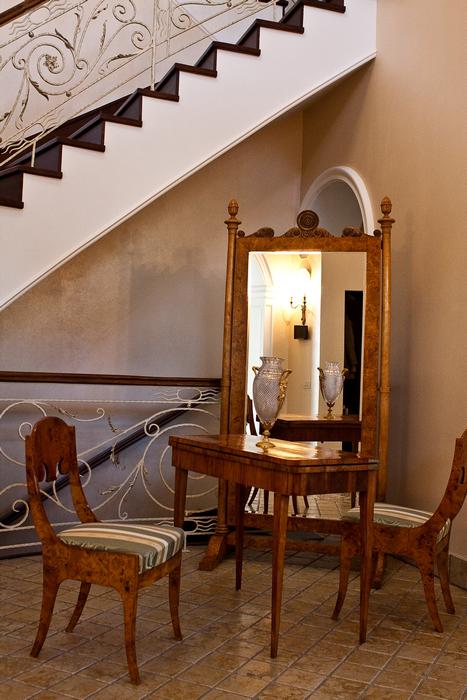 Загородный дом. холл из проекта , фото №17290