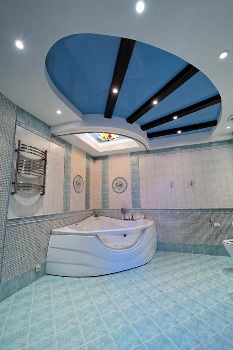 интерьер ванной - фото № 17557