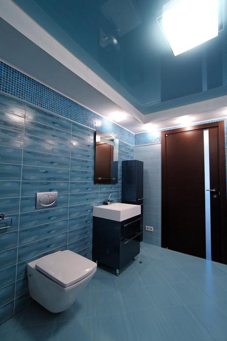 Фото № 17440 ванная  Загородный дом