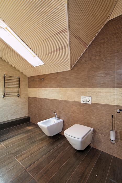 Фото № 17457 ванная  Загородный дом