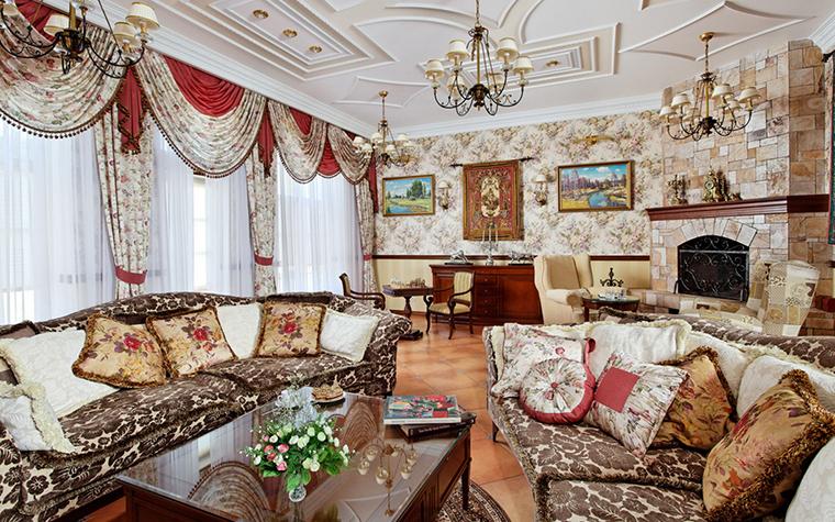 гостиная - фото № 17573