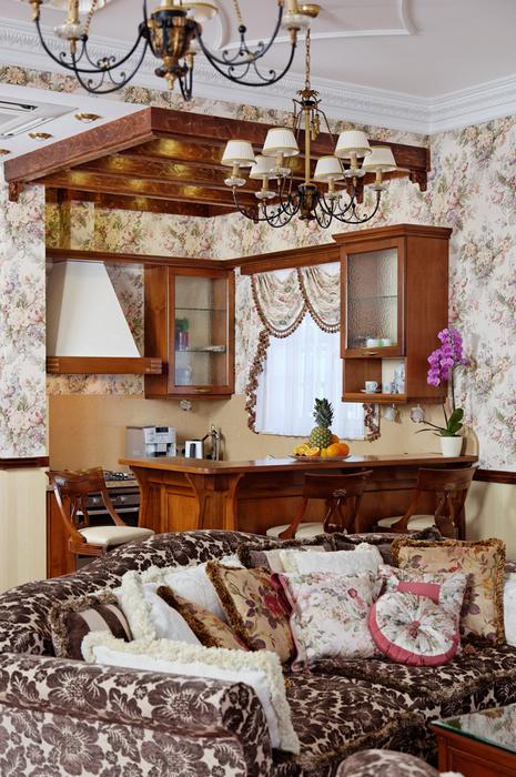 гостиная - фото № 17574