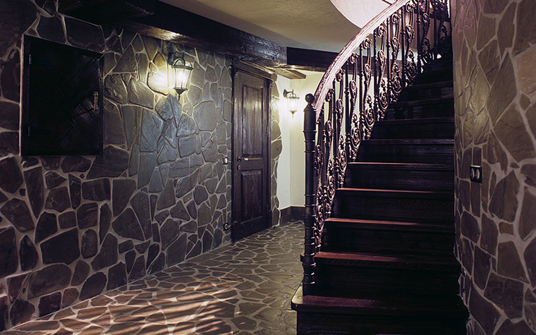 интерьер холла - фото № 17910
