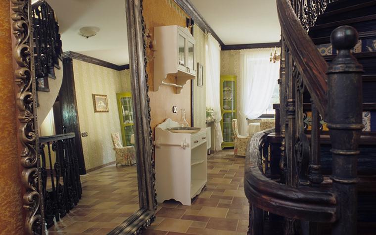 Фото № 17920 столовая  Загородный дом