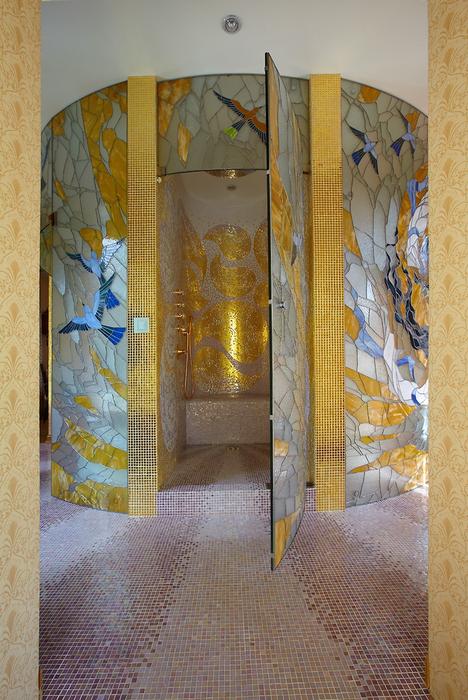 интерьер ванной - фото № 18021