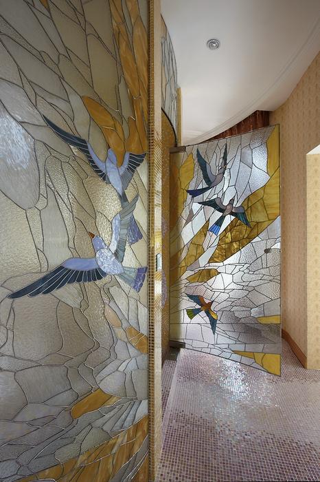интерьер ванной - фото № 18022