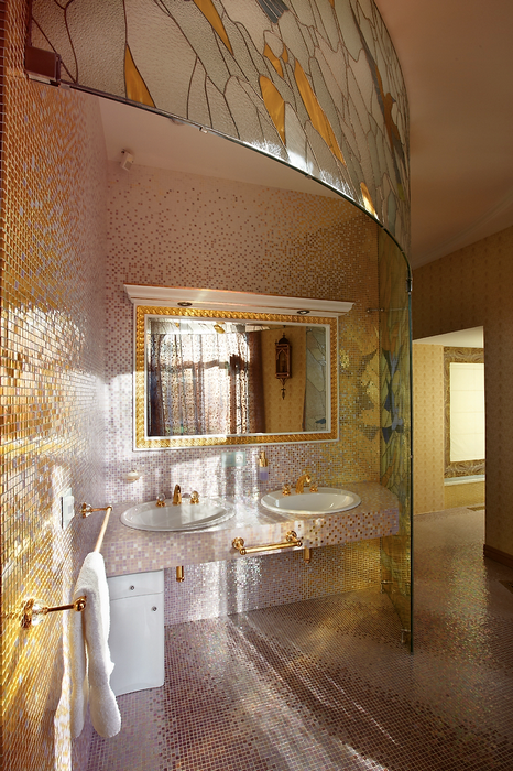 интерьер ванной - фото № 18023