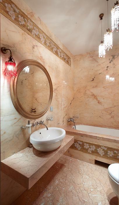 Фото № 18032 ванная  Загородный дом