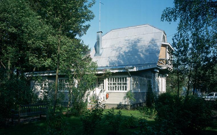 Загородный дом. фасад из проекта , фото №20402