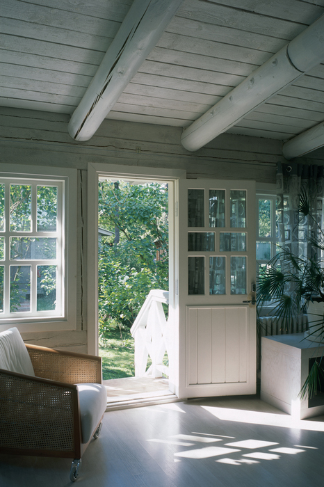 Фото № 20406 холл  Загородный дом