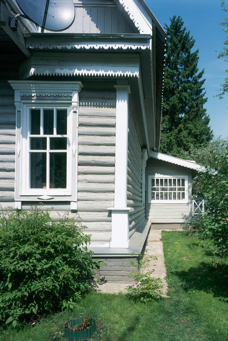 Загородный дом. фасад из проекта , фото №20403