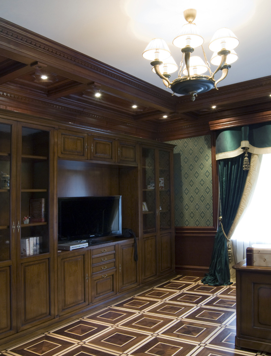 интерьер кабинета - фото № 18082