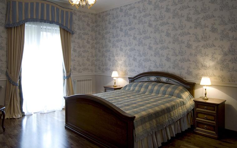 Фото № 18094 спальня  Загородный дом