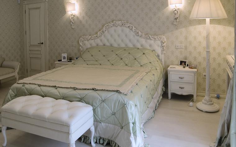 Фото № 18097 спальня  Загородный дом