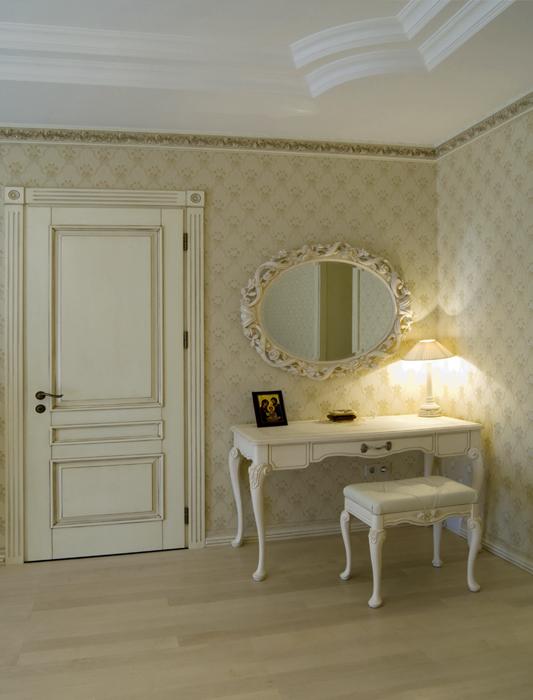 интерьер спальни - фото № 18098