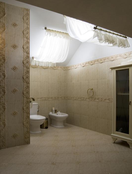 Фото № 18091 ванная  Загородный дом