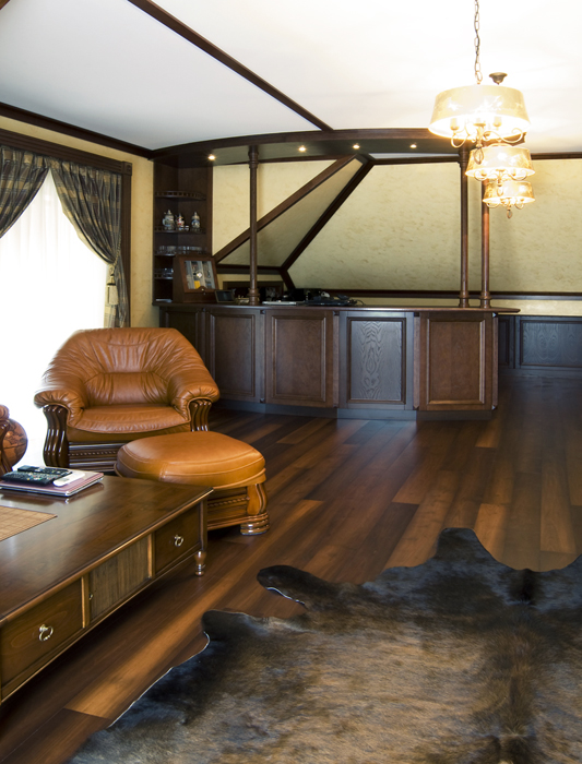 Фото № 18100 гостиная  Загородный дом