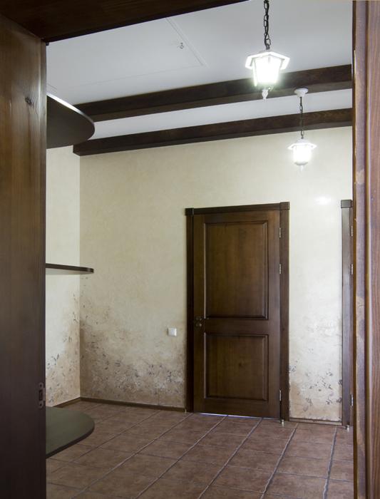 Фото № 18104 кухня  Загородный дом