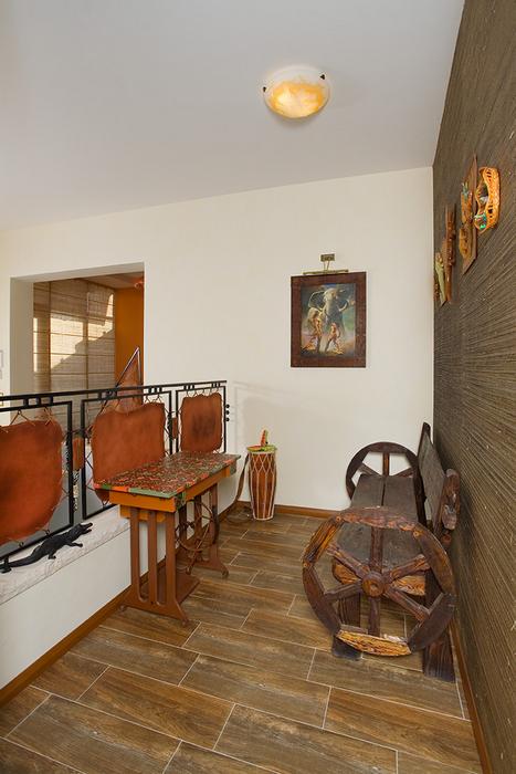 интерьер холла - фото № 18159