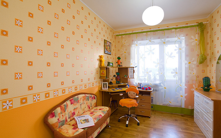 Загородный дом. детская из проекта , фото №18148
