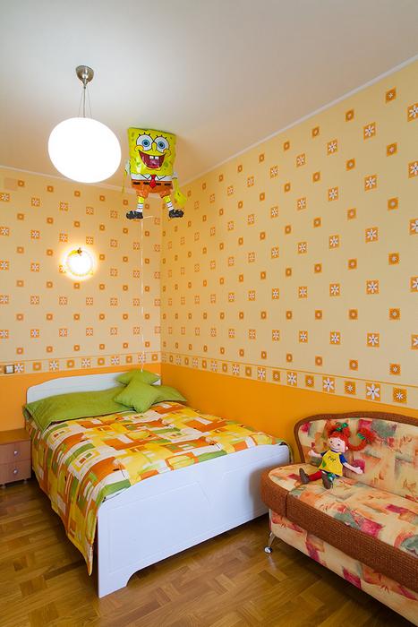 интерьер детской - фото № 18149