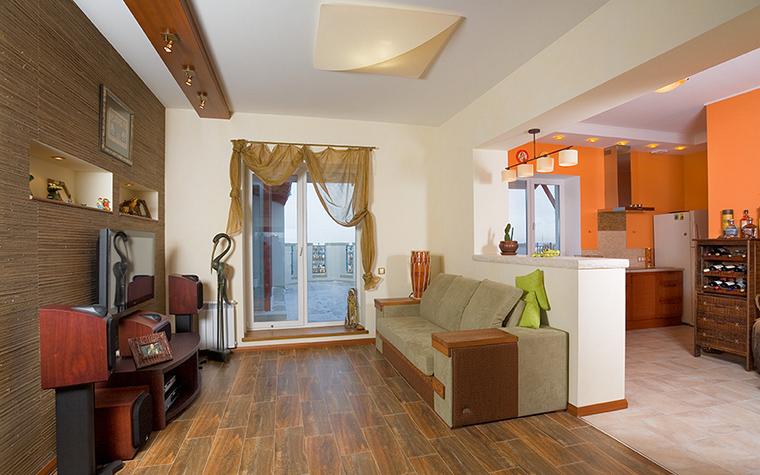 интерьер гостиной - фото № 18158