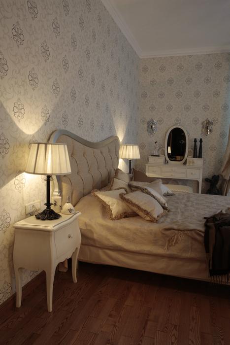 спальня - фото № 18216