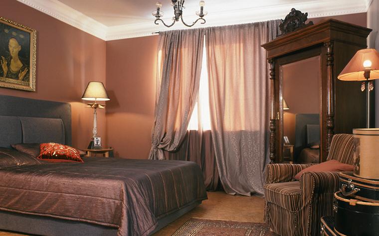 интерьер спальни - фото № 18330
