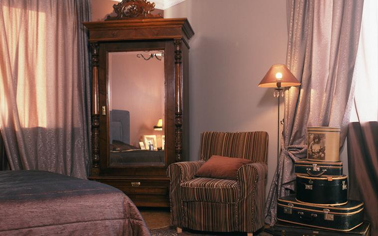 интерьер спальни - фото № 18331