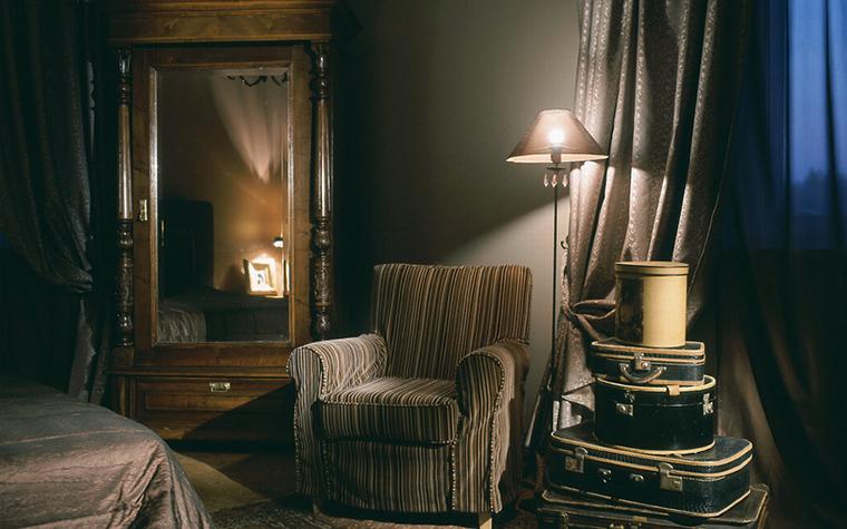 интерьер спальни - фото № 18332