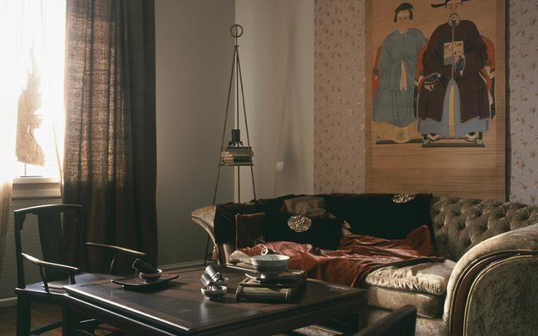 гостиная - фото № 18334