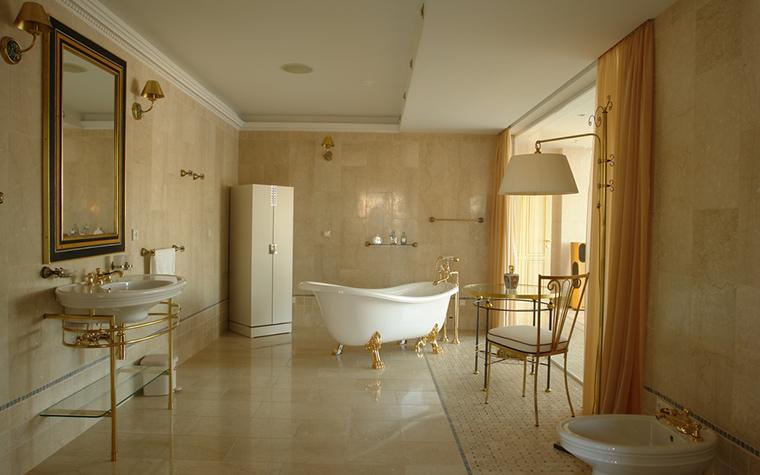 Фото № 18310 ванная  Загородный дом