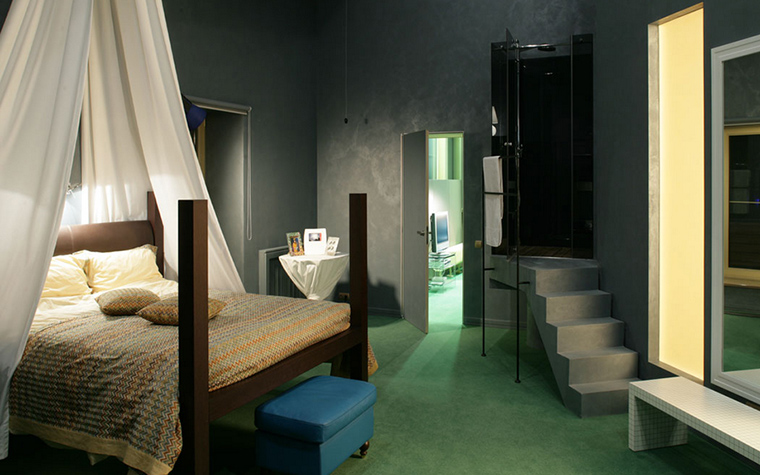 спальня - фото № 18448