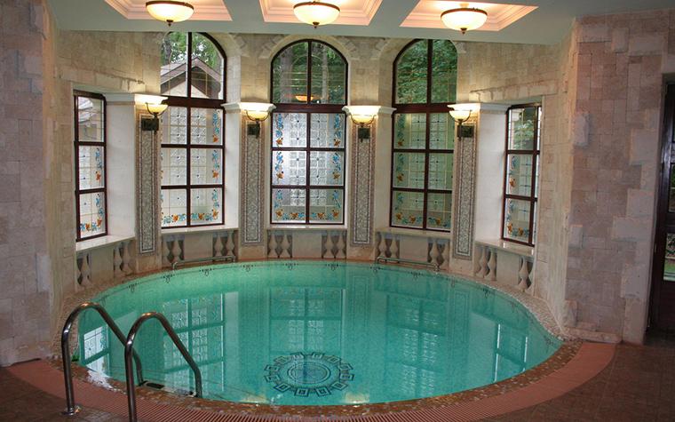 Фото № 18460 бассейн  Загородный дом