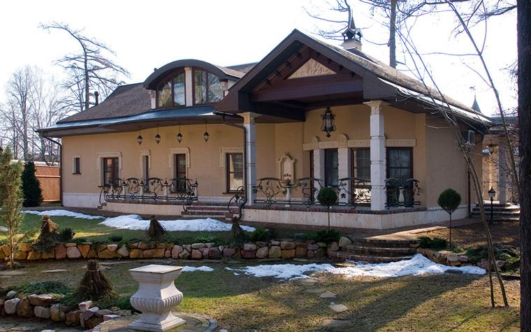Фото № 18453 фасад  Загородный дом
