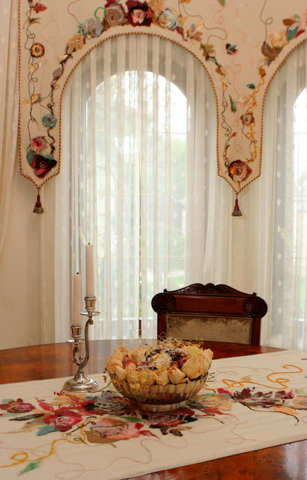 Фото № 18462 столовая  Загородный дом